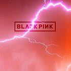 Schwarz Pink - Blitz von bballcourt