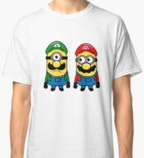 Mario Minions Classic T-Shirt