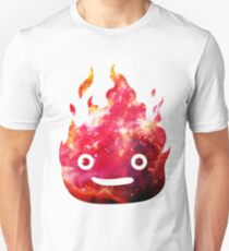 CALCIFER - Howl's Moving Castle Fire T-Shirt