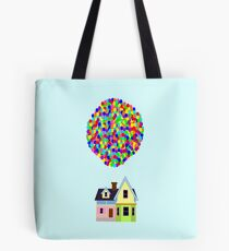 Up! House Tote Bag