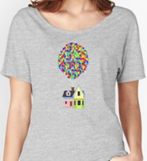 Up! House Women's Relaxed Fit T-Shirt