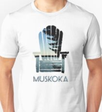 Muskoka Chair Unisex T-Shirt