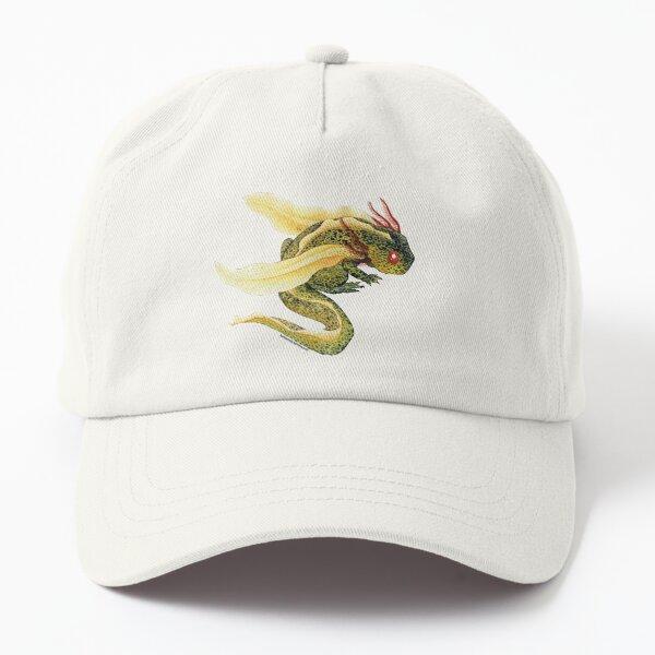 Dragon Amphibien Casquette Dad Hat