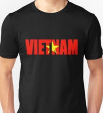 Viet nam Flag T-Shirt