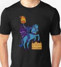 Flaming Headless Horseman T-Shirt