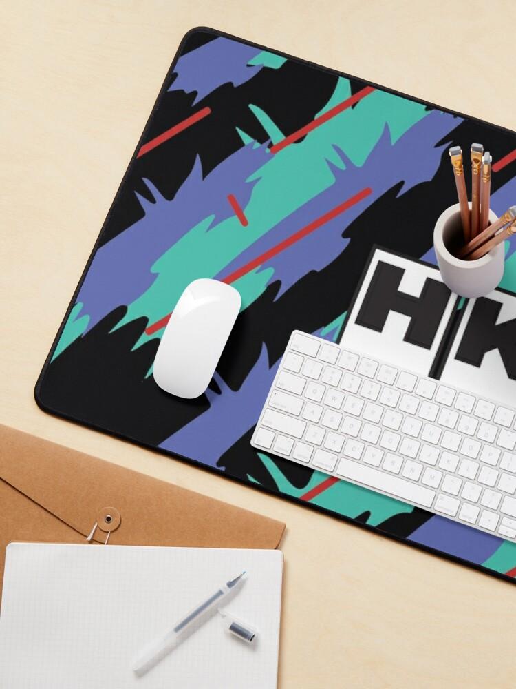 Alternate view of HKS Retro Pattern Mouse Pad