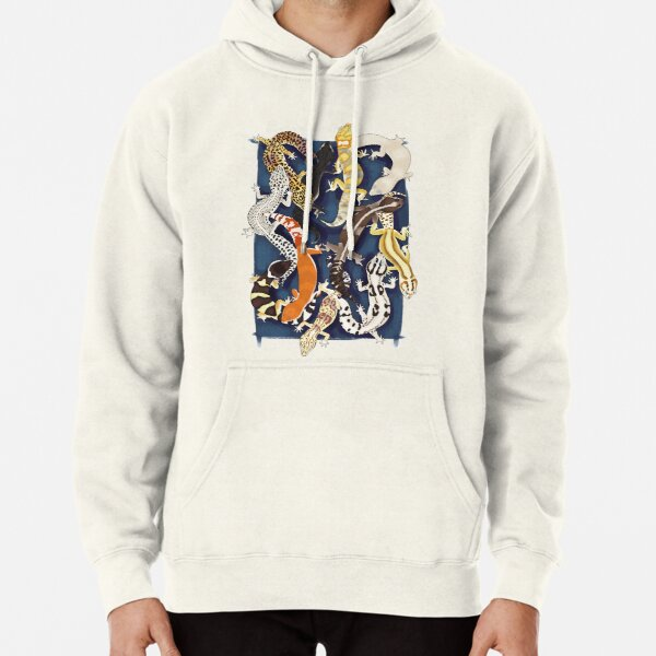 Gecko overdrive Pullover Hoodie
