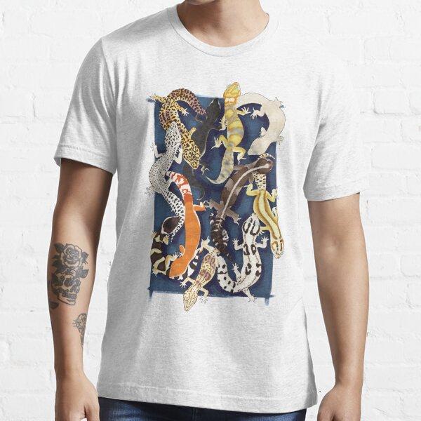 Gecko overdrive Essential T-Shirt