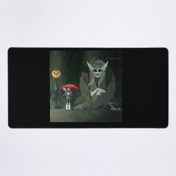 TOH My Neibour| Perfect Gift | Owl House gift for fans Desk Mat