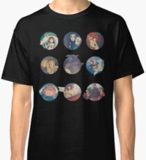 Studio Ghibli Movies Classic T-Shirt