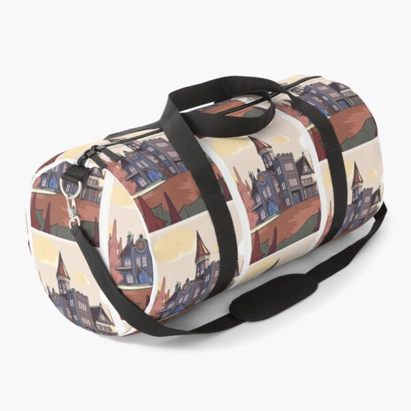 MAIN HOUSE| Perfect Gift | Owl House gift for fans Duffle Bag