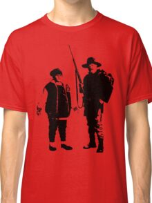 Ricky Baker and Uncle Hec, Hunt for the Wilderpeople Classic T-Shirt