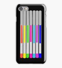 Gel Pens! iPhone Case/Skin