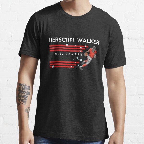 Herschel Walker 2022 Georgia Senate Election t-shirt Essential T-Shirt