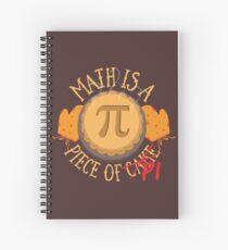 Math Pi  Spiral Notebook