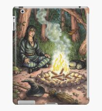 Everyday Witch Tarot - The Hermit iPad Case/Skin