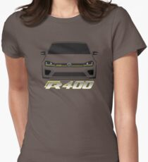 VW Golf R400 Women's Fitted T-Shirt