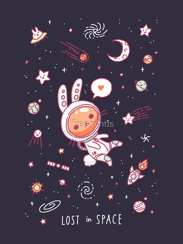 Lost in Space by freeminds