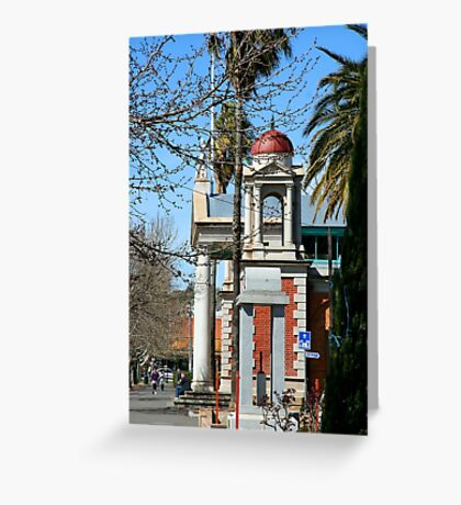 Castlemaine, Victoria Greeting Card