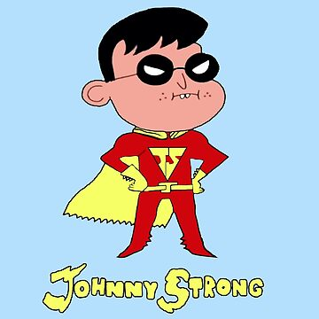 Johnny Strong by Speaklwd