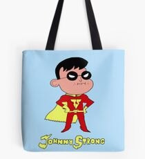 Johnny Strong Tote Bag