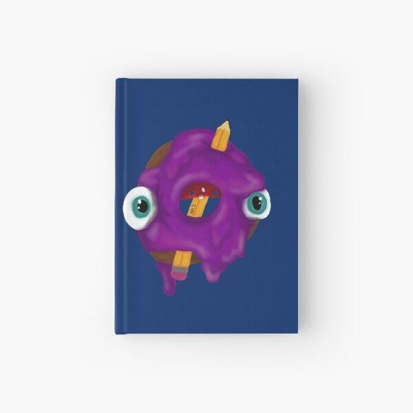 Hank the Donut Hardcover Journal
