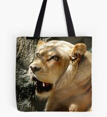 ๑۩۞۩๑ THE FACE OF A LIONESS ๑۩۞۩๑ Tote Bag
