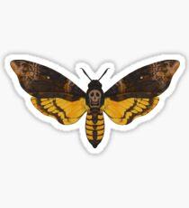 Death's Head Hawkmoth Sticker