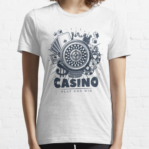 Casino - Play And Win Essential T-Shirt