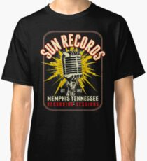 The Microphone Of Memphis Classic T-Shirt