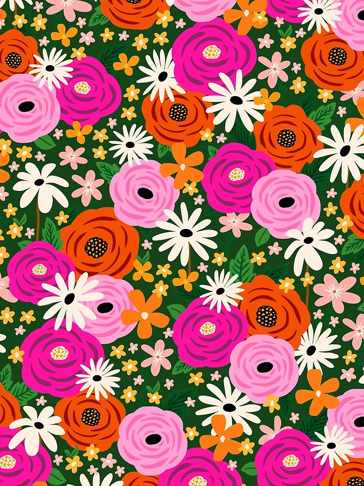 Daisies & Roses by TheLoveShop
