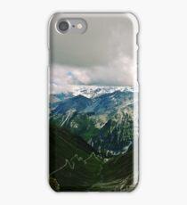 Passo dello Stelvio (Stilfser Joch, Stelvio Pass) iPhone Case/Skin