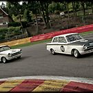 Ford Lotus-Cortina Mk1 by Paul Peeters