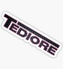 Tediore Service (Without Text) Sticker