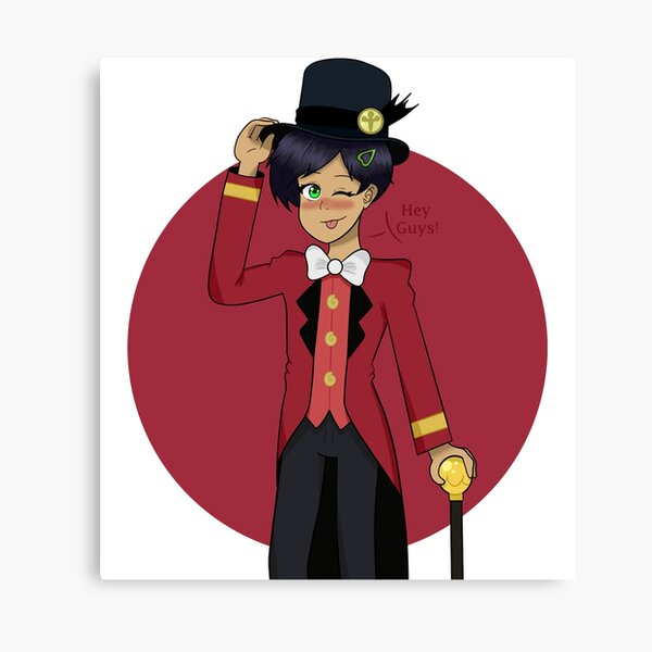 Marcy Wu in a Suit Fantasy world Amphibia The Meaning Of Friendship Canvas Print