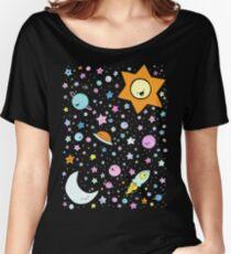 Cosmic Cuties Women's Relaxed Fit T-Shirt