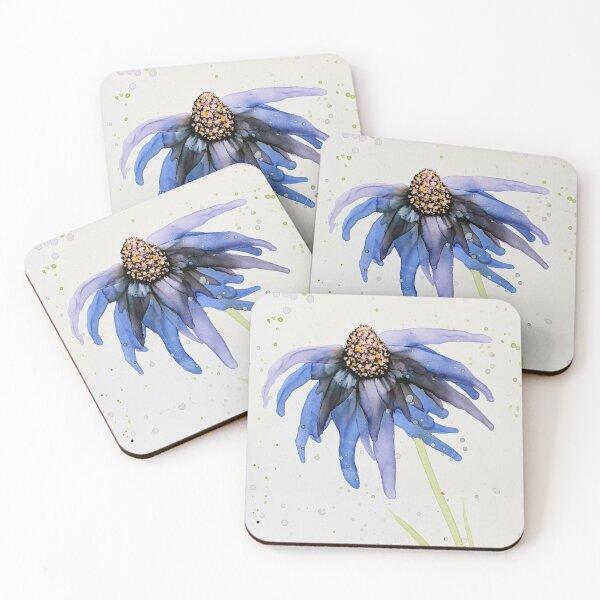 Blossom #10 Coasters (Set of 4)