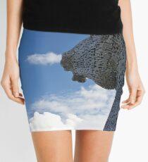 Head in the clouds Mini Skirt