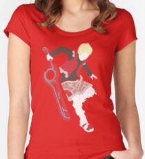 Shulk Vector Women's Fitted Scoop T-Shirt
