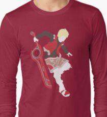 Shulk Vector Long Sleeve T-Shirt