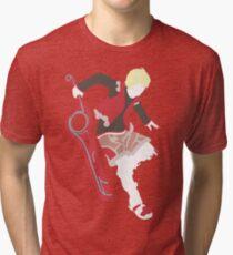 Shulk Vector Tri-blend T-Shirt