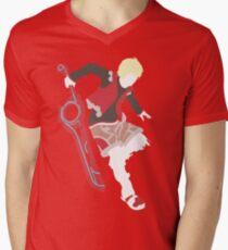 Shulk Vector Men's V-Neck T-Shirt