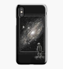 Looking Through a Masterpiece iPhone Case