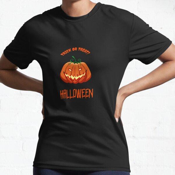 Trick or Treat? Halloween Active T-Shirt