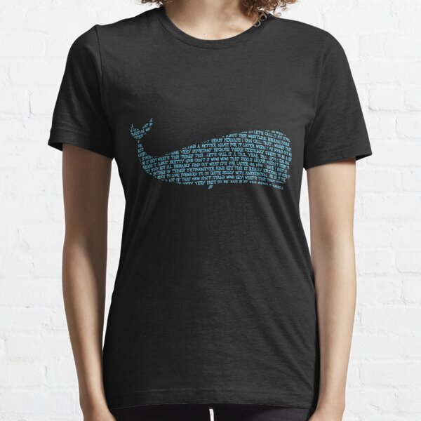 A very surprised looking whale Essential T-Shirt