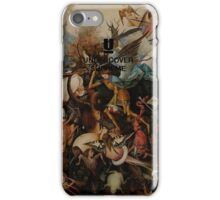 Supreme Undercover Bruegel iPhone Cases iPhone Case/Skin