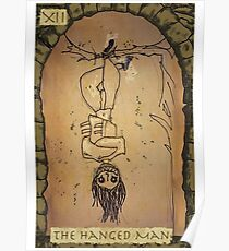 The Hanged man Poster