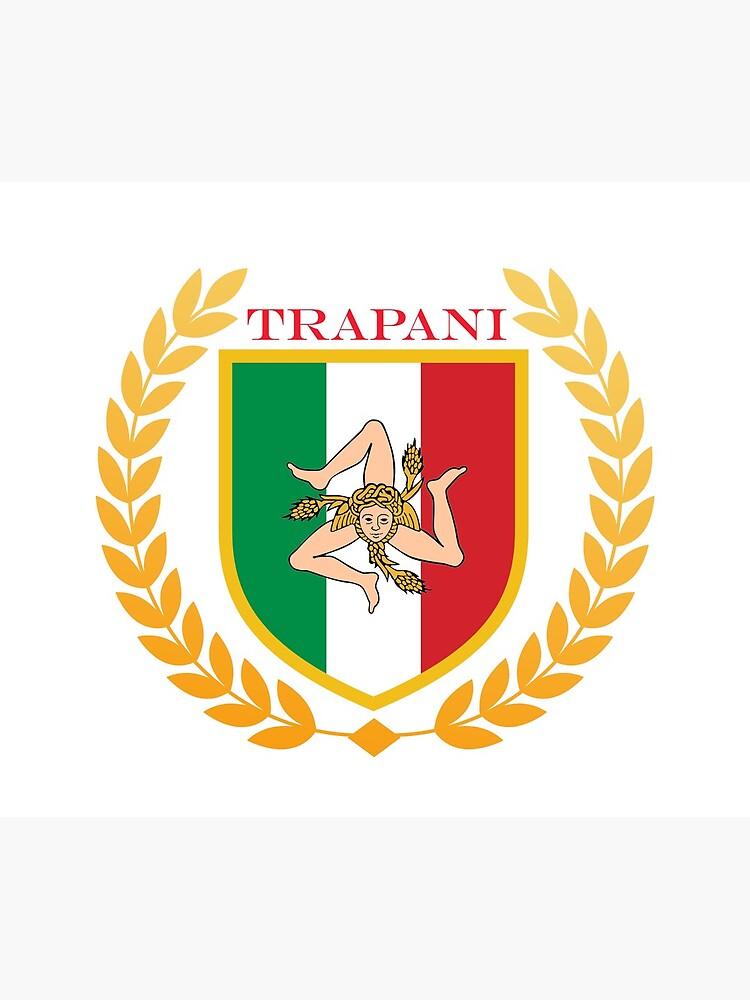 Trapani Sicily Italy by ItaliaStore