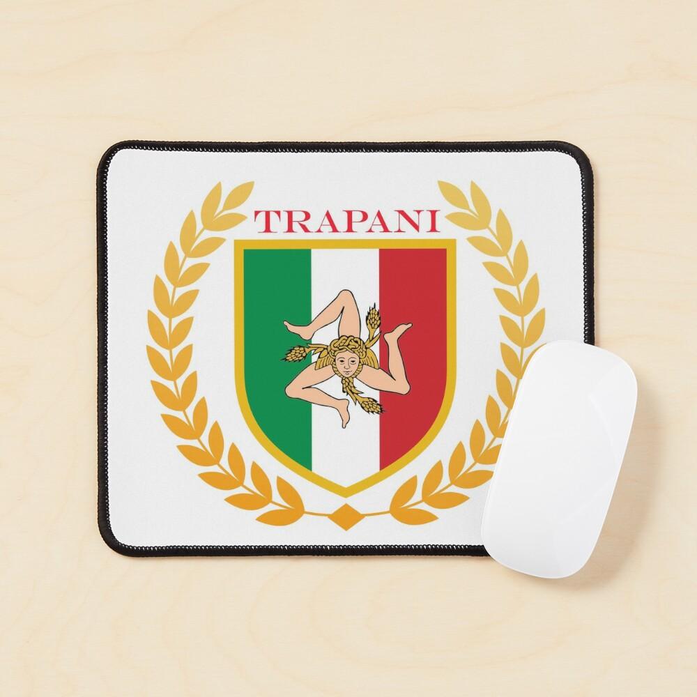 Trapani Sicily Italy Mouse Pad