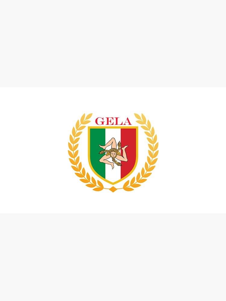 Gela Sicily Italy by ItaliaStore
